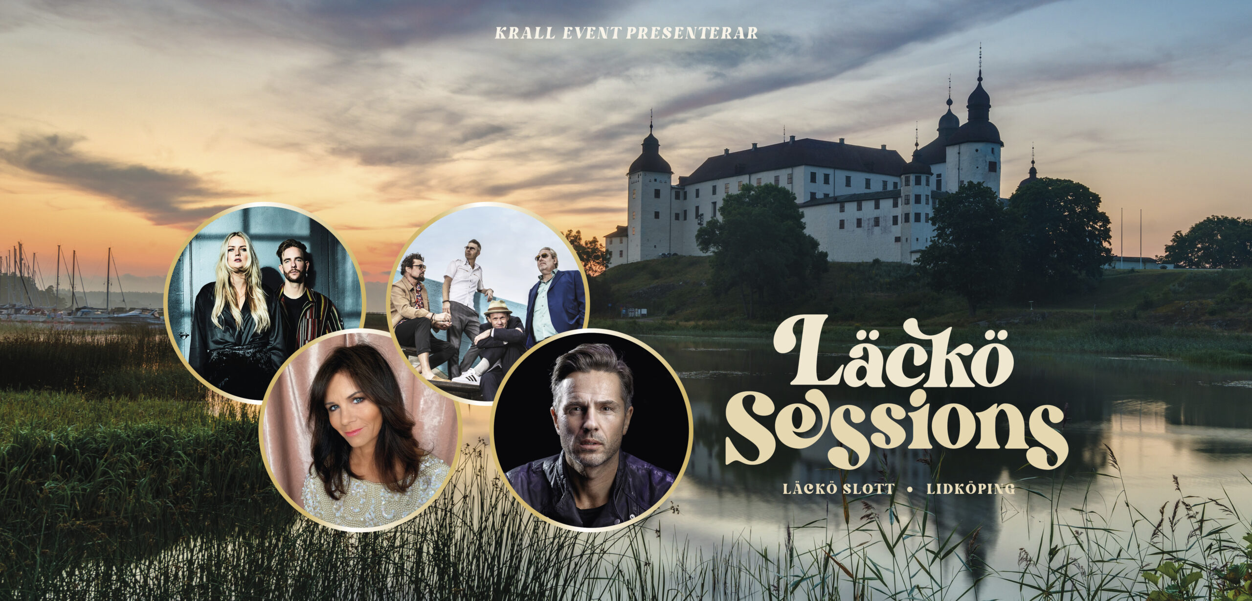 Läckö Sessions: Smith & Thell